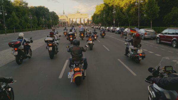 Brandenburg Arrival