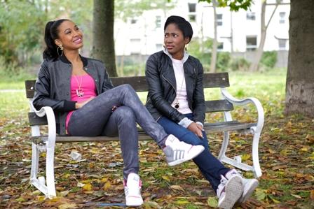 GTF! - Shanika Warren (Armani), Adelayo Adedayo (Paris)