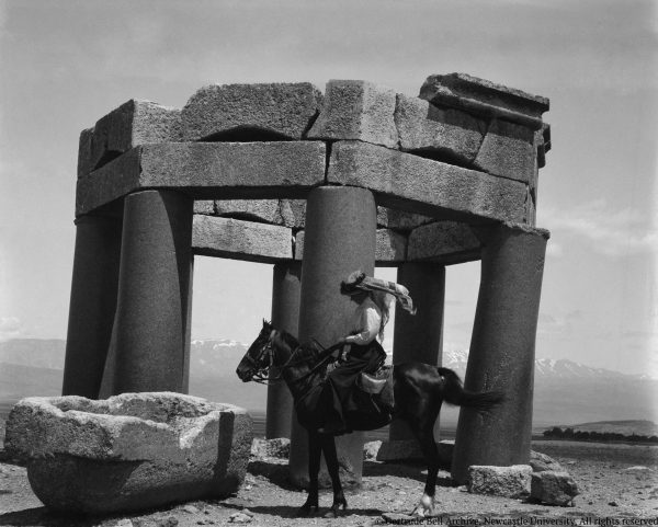 Gertrude-Bell-1900 - Letters From Baghdad