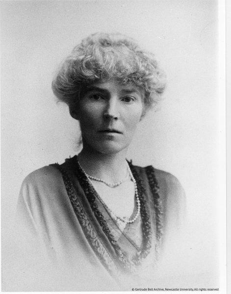 Gertrude-Bell-1921