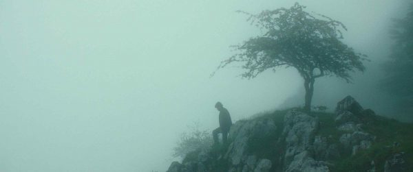 John (Paul Higgins) in the mist