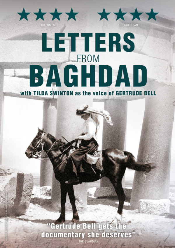 Letters From Baghdad 2D