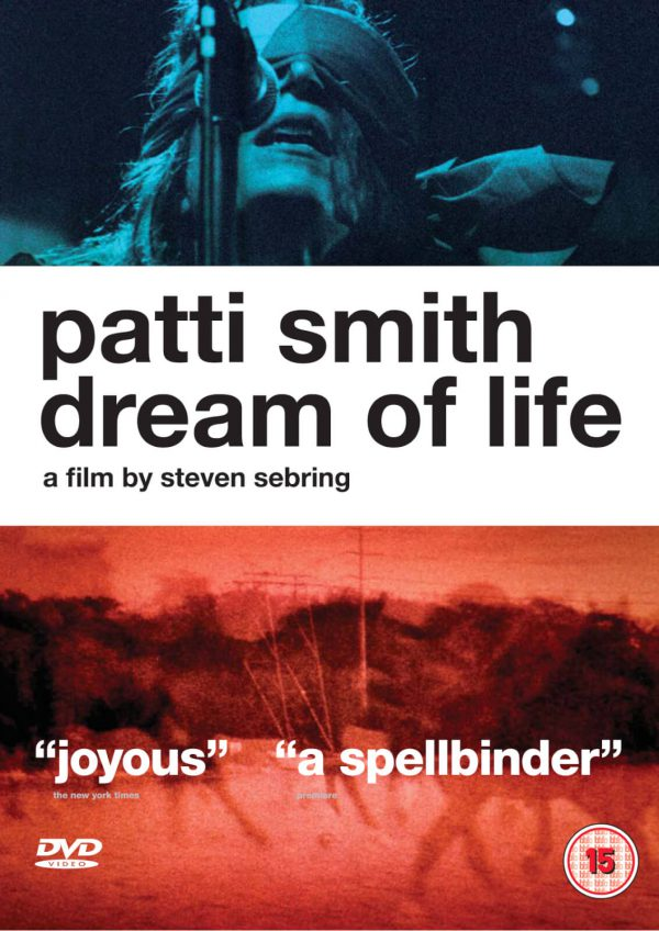 Patti Smith Dream Of Life packshot