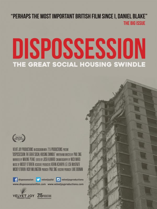 dispossession packshot