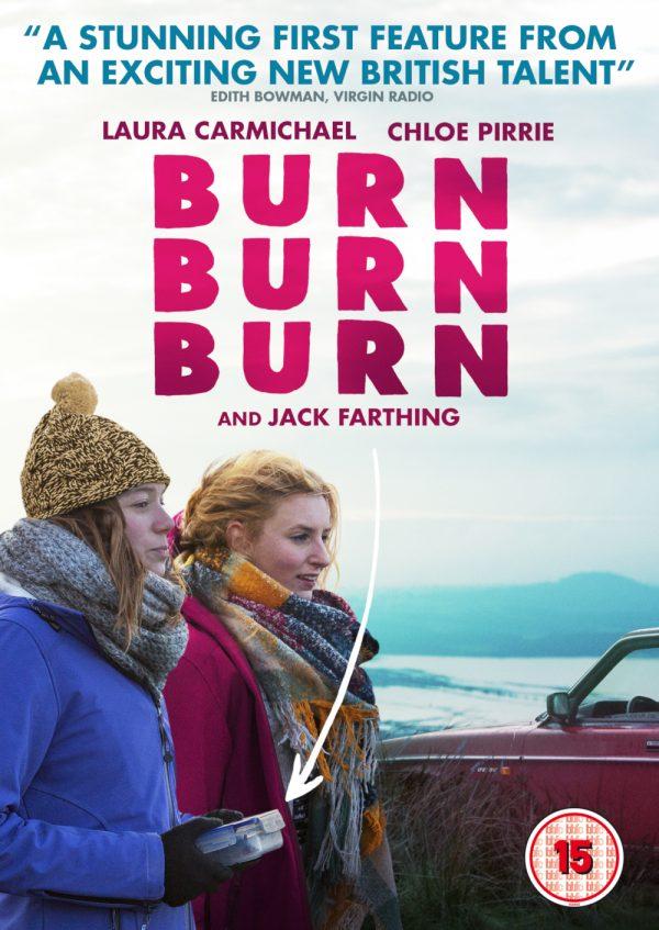 Burn Burn Burn 2D